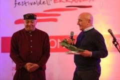 Peppe Barra e il Direttore