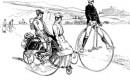 Rosalba Franco: Italia in velocipede. Diario di una coppia americana attraverso l'Italia di fine Ottocento